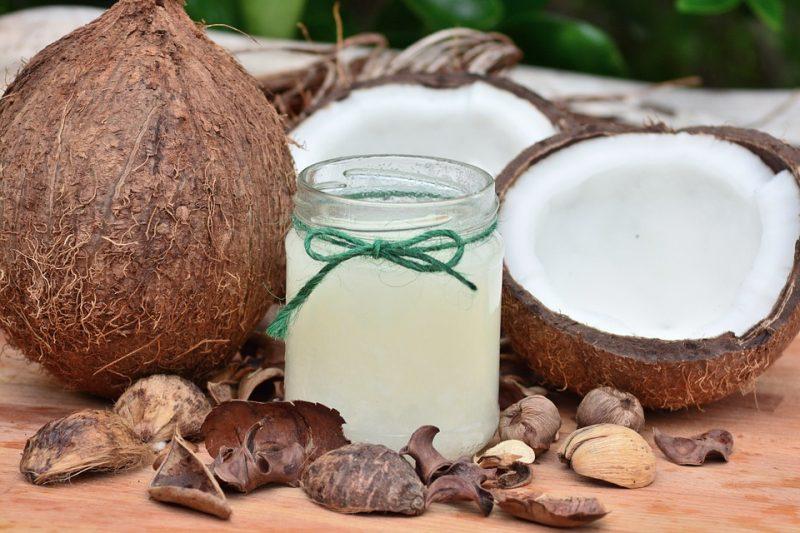 Coconut Oil for skin hair supplement