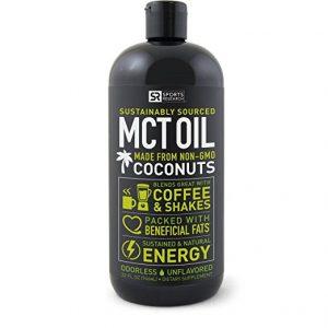 Coconut oil derived