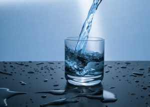 Healthiest foods - A glass of water is very important!