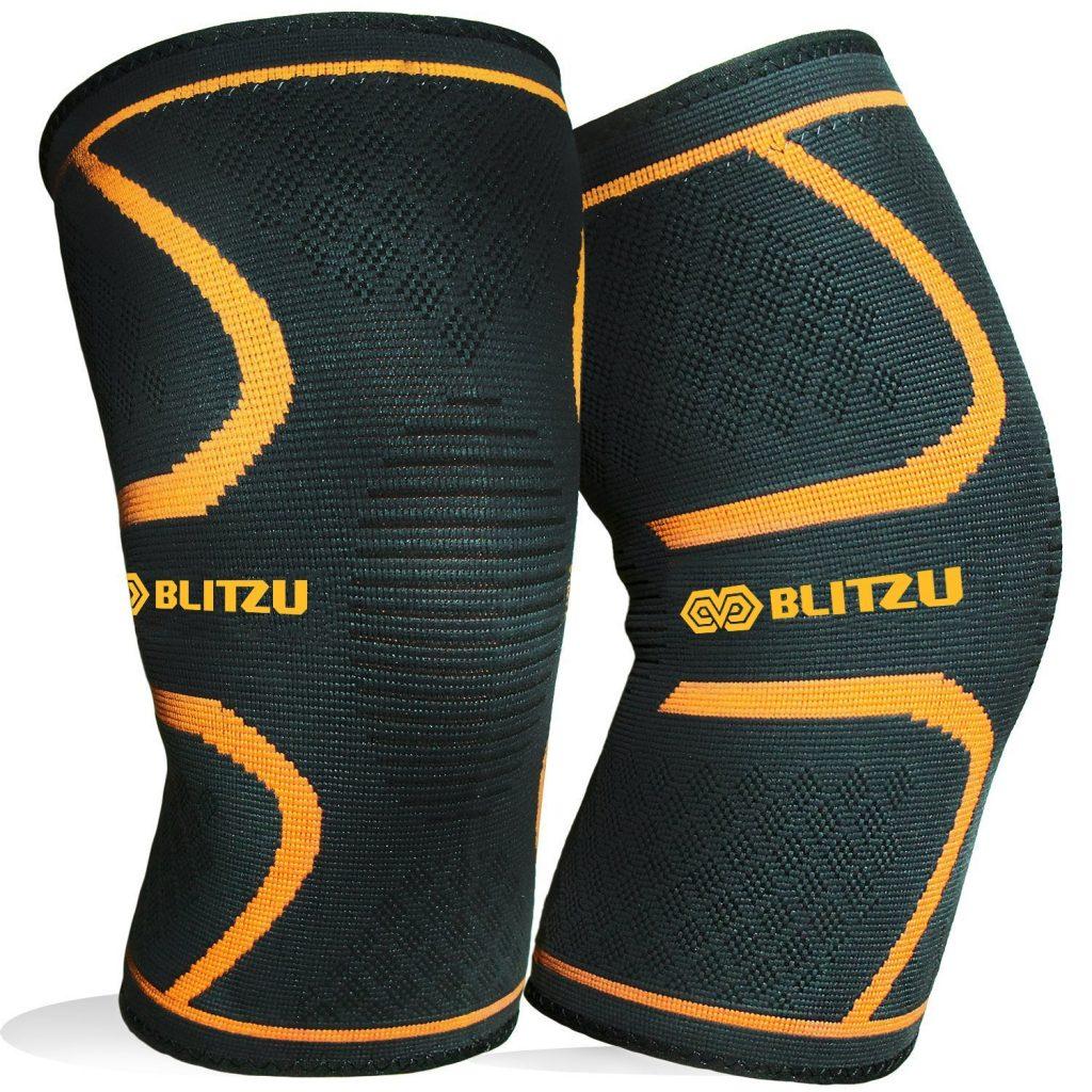 Blitzu Flex Plus Compression Knee Brace