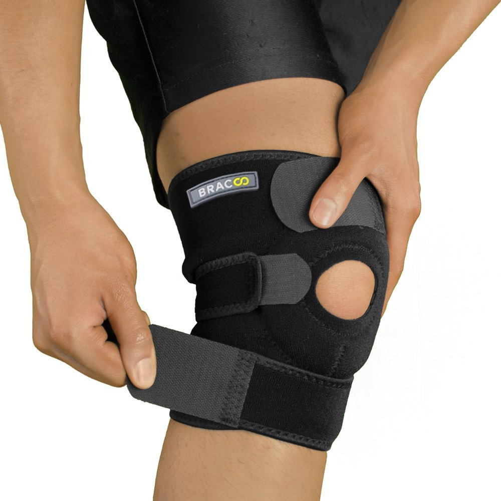 Adjustable Strapping & Extra-Thick Breathable Neoprene Sleeve