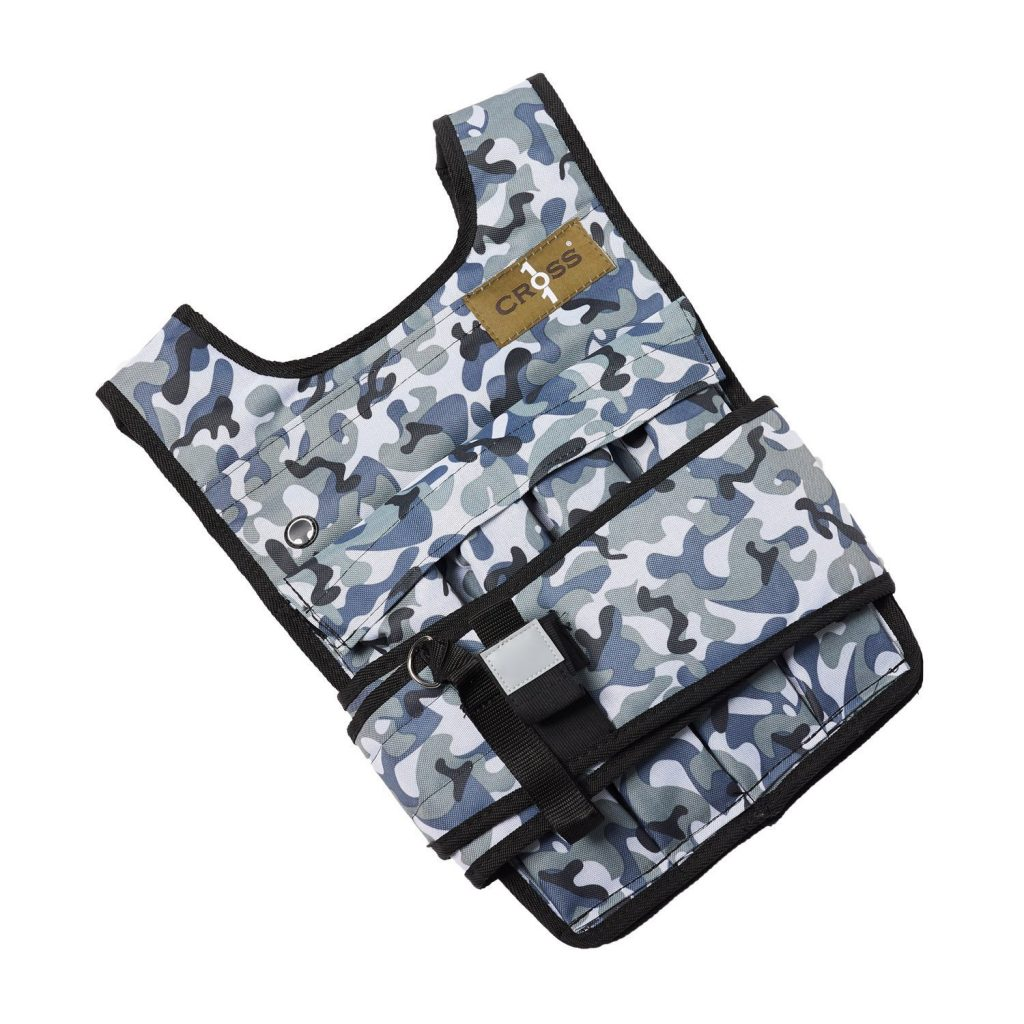 Weight vests - Cross 101 camouflage weighted vest