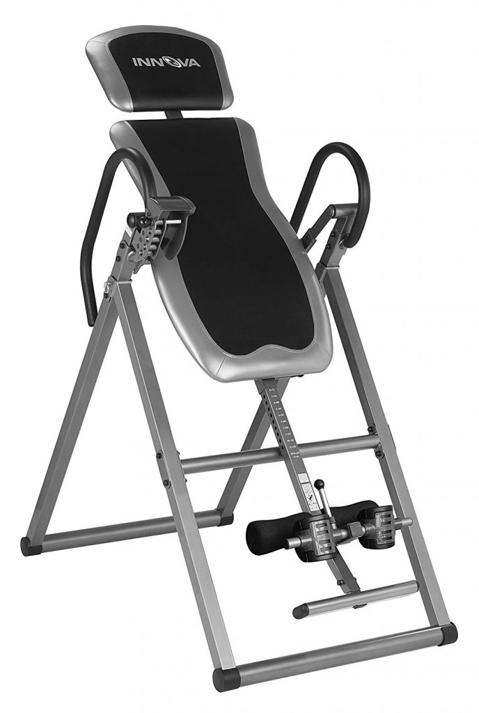 An image of Amazons highest rated inversion table under 100$