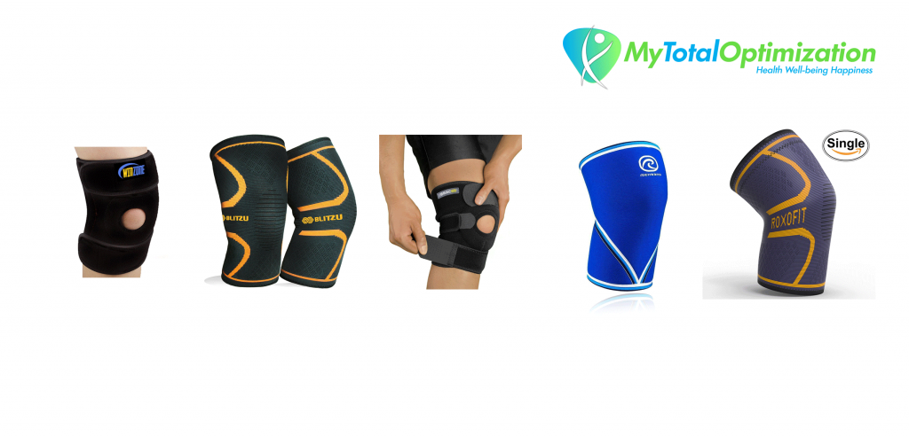 5 of the best reviewed knee braces on Amazon