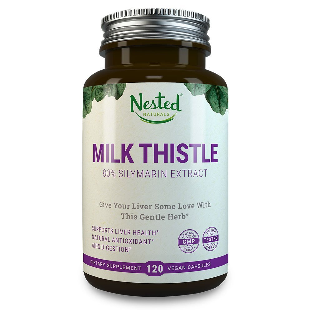 Nested Naturals Milk Thistle