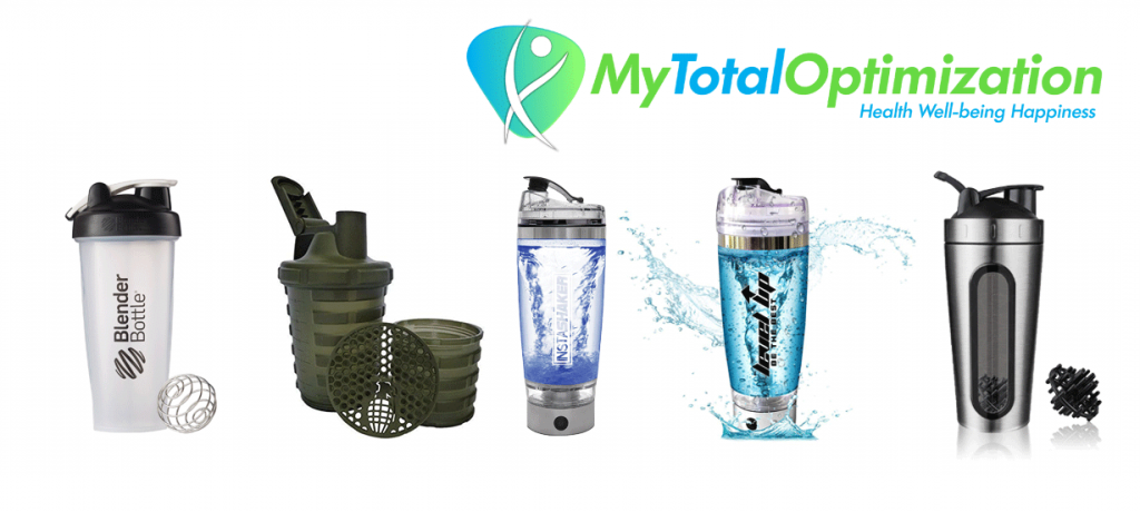 The best reviewed protein shakers on the internet