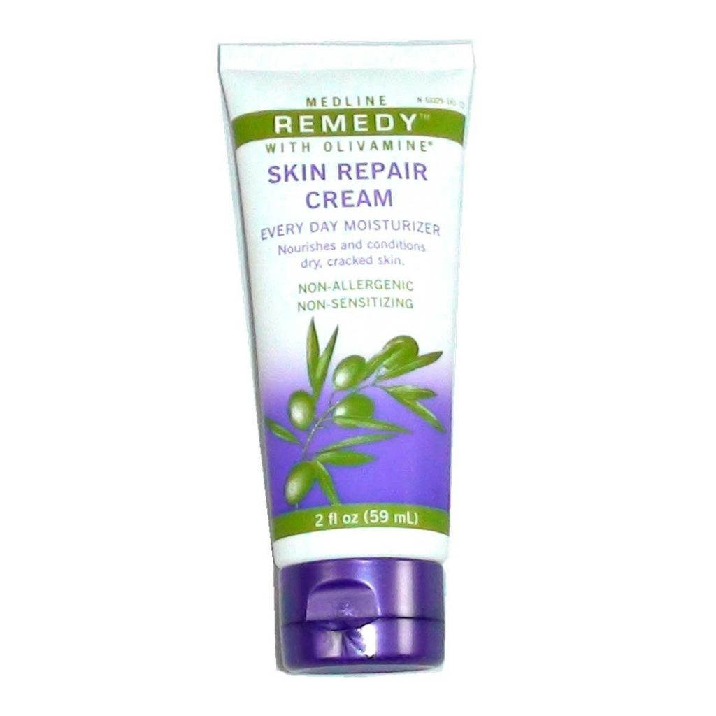 An image of Medlines skin care and face cream