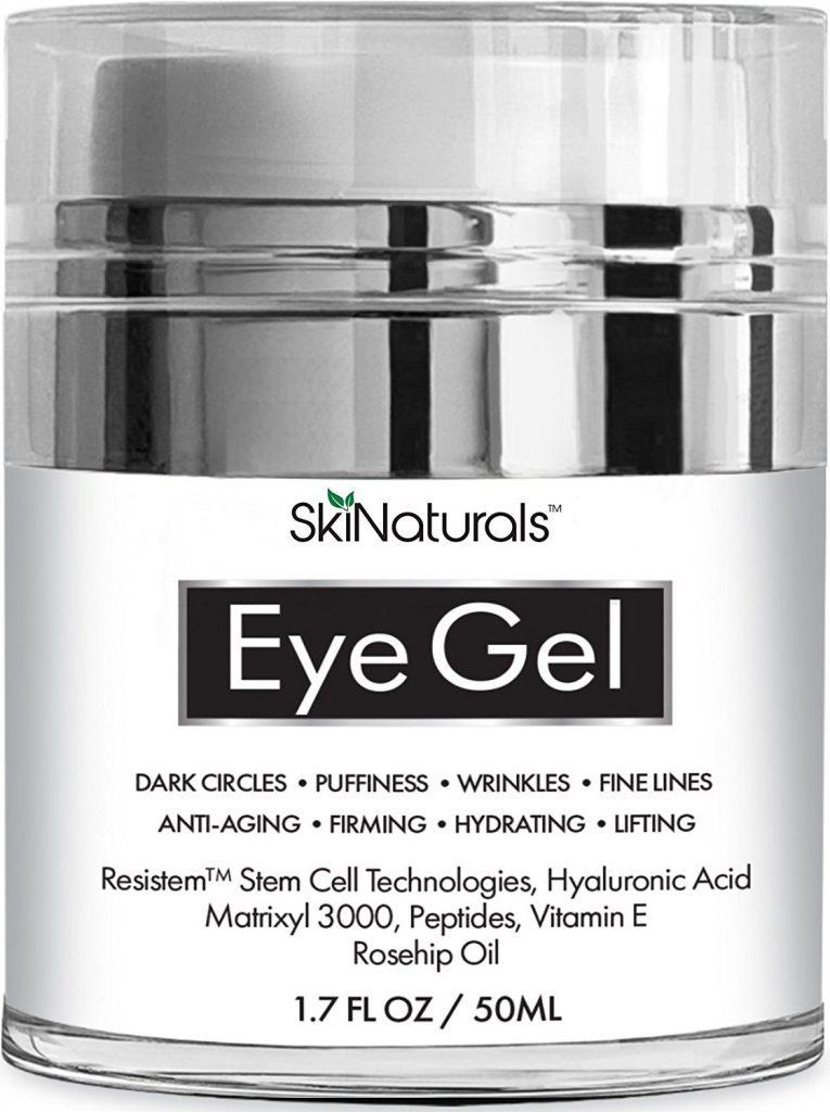 Skinaturals Eye Gel for dark circles and wrinkles