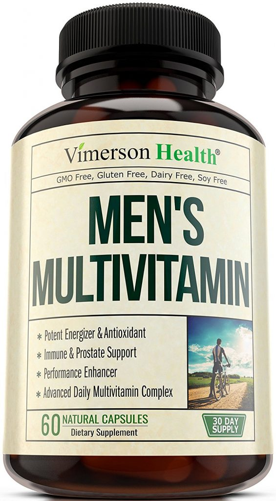 An image of Vimerson Healths' famous Mens Multi