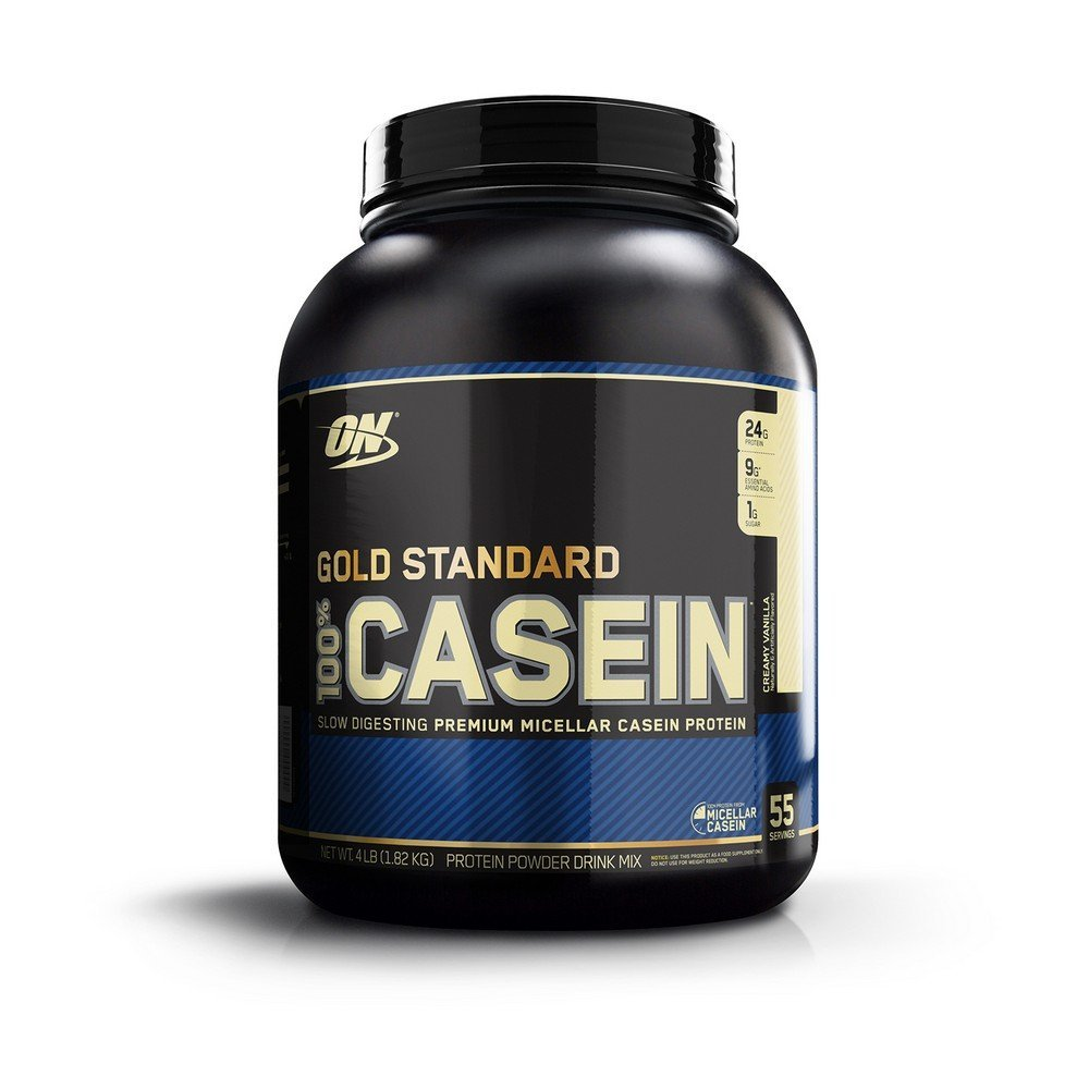 The Gold Standard for Slow-Digesting Protein powders, delivering 24 Grams of slowly digesting protein per serving that is best used between meals or before bed.