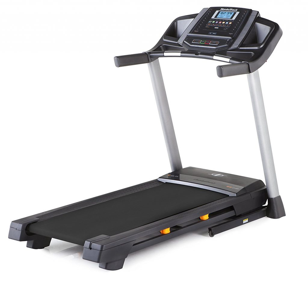 An image of the NordicTrack treadmill