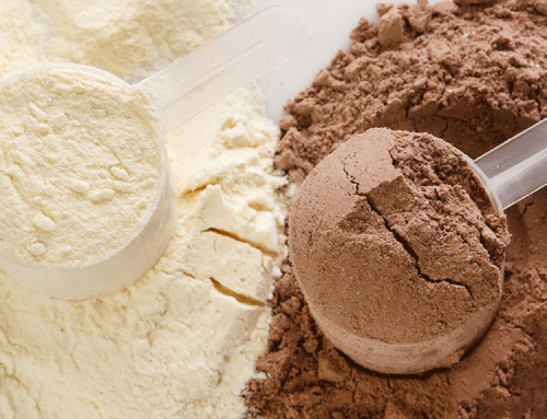 The different types of protein powders and what they do