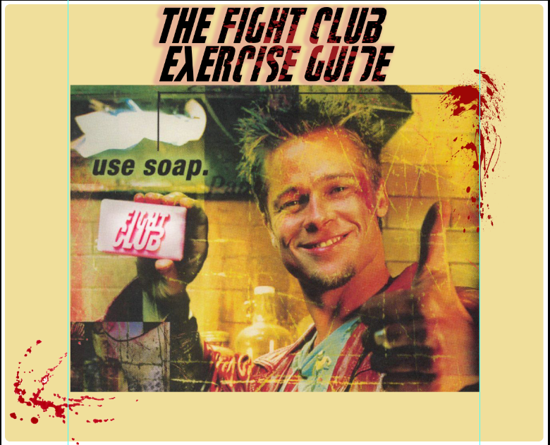The Brad Pitt Fight Club Exercice Guide