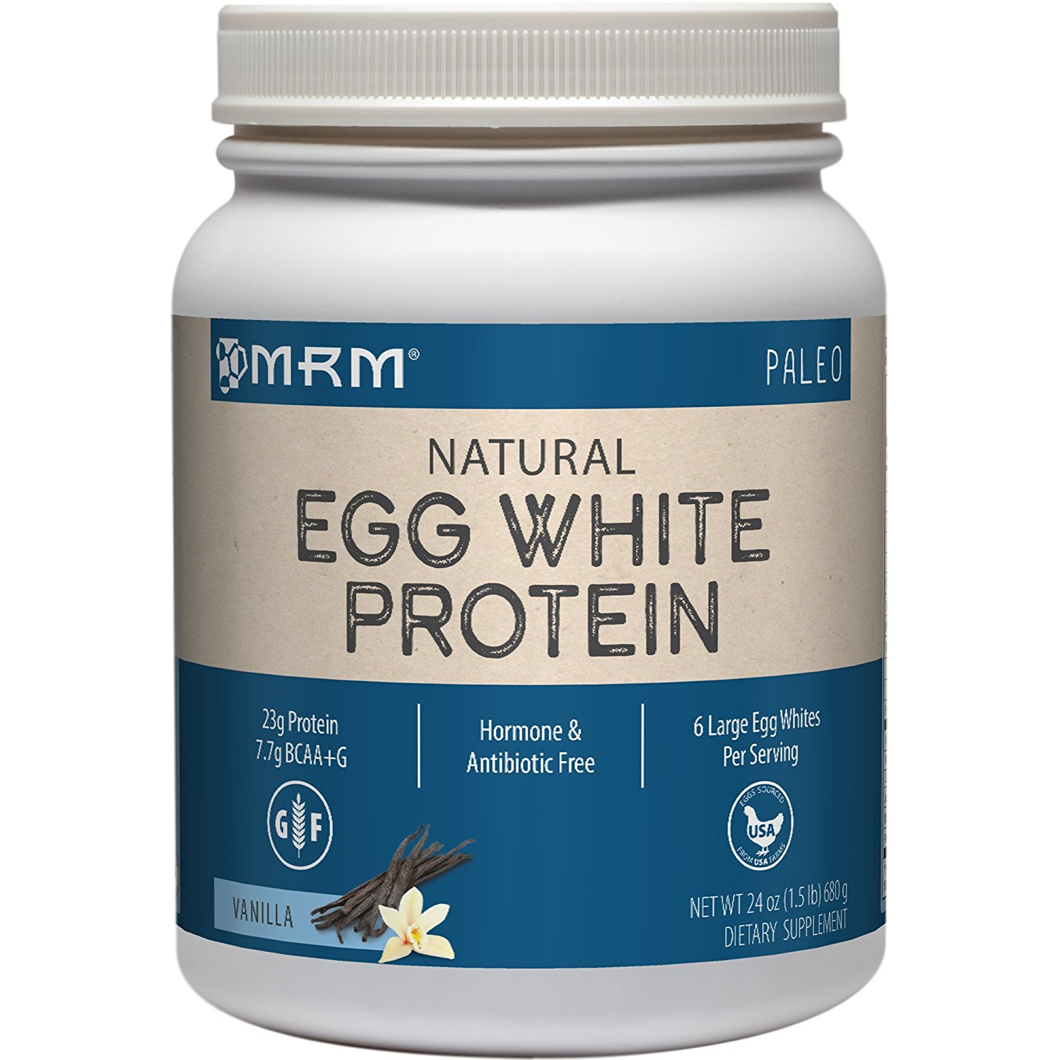 PROTEIN ALTERNATIVE FOR PEOPLE WITH LACTOSE INTOLERANCE: One unique use of egg white protein is that it is lactose free. Many individuals with lactose issues are not able to tolerate a whey protein powder.
