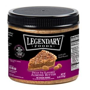 Legendary foods almond butter | Best Keto snacks