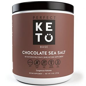 Keto sea salt protein powder | Best Keto snacks