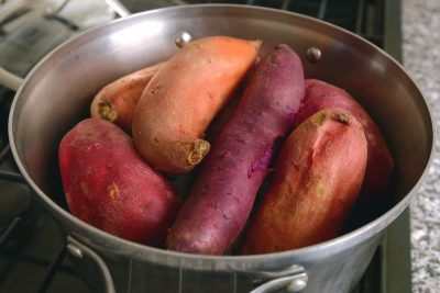 Sweet Potatoes - best foods for sleep