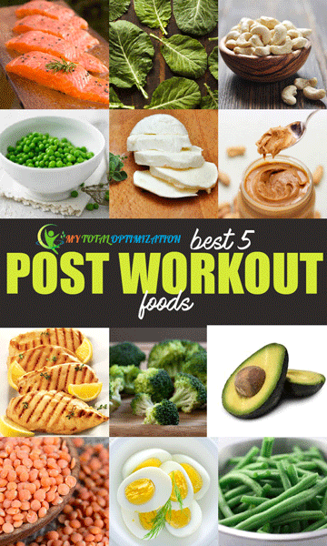 | Foods to Help You Recover From a Workout | Main image